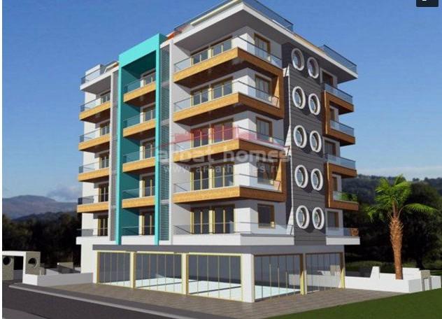 پیش فروش آپارتمان در آنالیا ترکیه