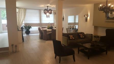 اجاره آپارتمان مبله به خارجی  تهران مقدس اردبیلی 180 متر